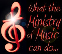 What The Ministry Of Music Can Do